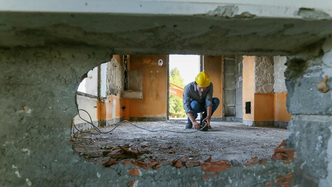 Determine how safe buildings are after an earthquake
