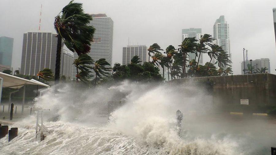 Hurricane visualization